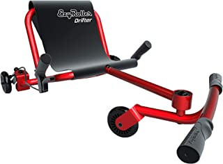 EzyRoller Drifter Ride On Toy for Children Ages 6+ Years Old - Red