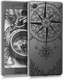 28cd892b799 kwmobile Funda para Sony Xperia X - Carcasa de [TPU] para móvil y diseño