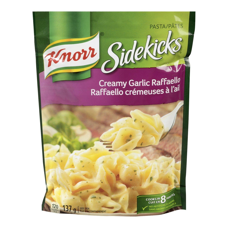 Knorr Sidekicks Pasta Creamy Garlic Luxury goods Raffaello 137 Excellent Dishes Side