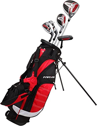80e3abb7992f Precise XD-J Junior Complete Golf Club Set for Children Kids - 3 Age Groups