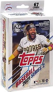 2021 Topps Series 2 Baseball Hanger Pack