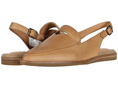 Sperry Saybrook Slingback (Tan Leather) Women