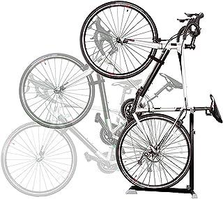 NinoLite 自転車スタンド B106 日本市場向け 室内外用縦置き ガレージ 玄関 お部屋 ベランダ設置等 スペース節約 簡単組立て 日本語取り扱い説明書付き