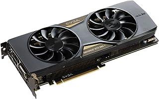 EVGA 06G-P4-4995-KR GeForce GTX 980 Ti 6GB GDDR5 - Tarjeta gráfica (NVIDIA, GeForce GTX 980 Ti, 4096 x 2160 Pixeles, 1102 MHz, 2-Way SLI, 1190 MHz)