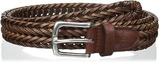 Men's Big-Tall 1 1/4 in. V-Weave Braid Belt