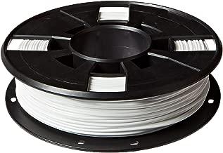 MakerBot PLA Filament, 1.75 mm Diameter, Small Spool, White