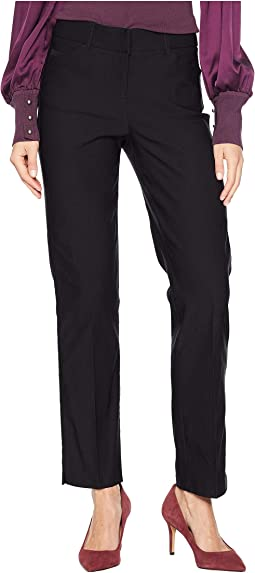 Petite Century Stretch Straight Fit Trousers