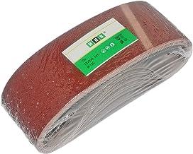 GRANO 40, 10 UNIDADES Bandas de lija HANDIT 75X457 mm.