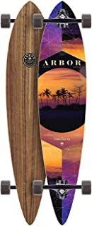 Arbor Timeless 42 Walnut Photo Collection Longboard Complete New 2017