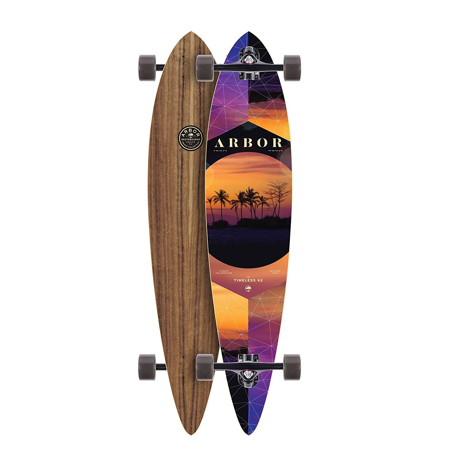 Arbor Timeless Collection Longboard Complete