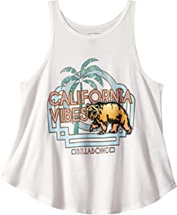 Cali Cool Tank Top (Little Kids/Big Kids)