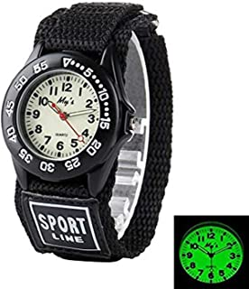 Misskt Outdoors Watch with Blue Watch Strap Children Kids Watches Outdoor Sports Boy Girl Waterproof Watches