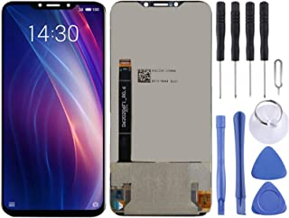 SHUHAN LCD Screen Phone Repair Part LCD Screen And Digitizer Full Assembly For Meizu X8 Mobile Phone Accessory