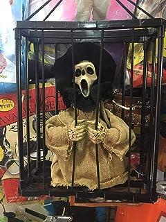Masker Decoratie, Ghost Kamer Geheime Kamer KTV decoratieve Props Halloween Intrigue Supplies Opknoping Ghosts Elektrische...