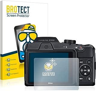 2x Nikon Coolpix P7800 Mate Película De Protección Protector De Pantalla Antirreflejo