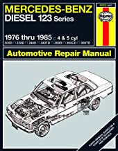 Best mercedes w123 service manual Reviews