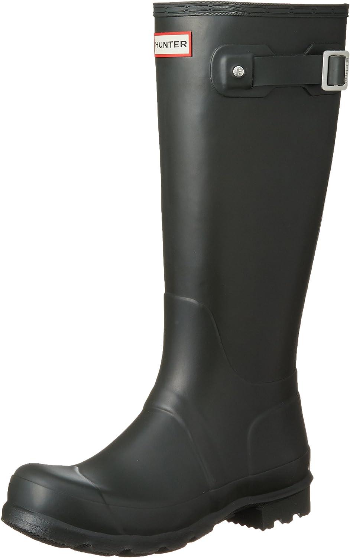 Hunter Men's Original Tall Knee-High Rubber Rain Boot