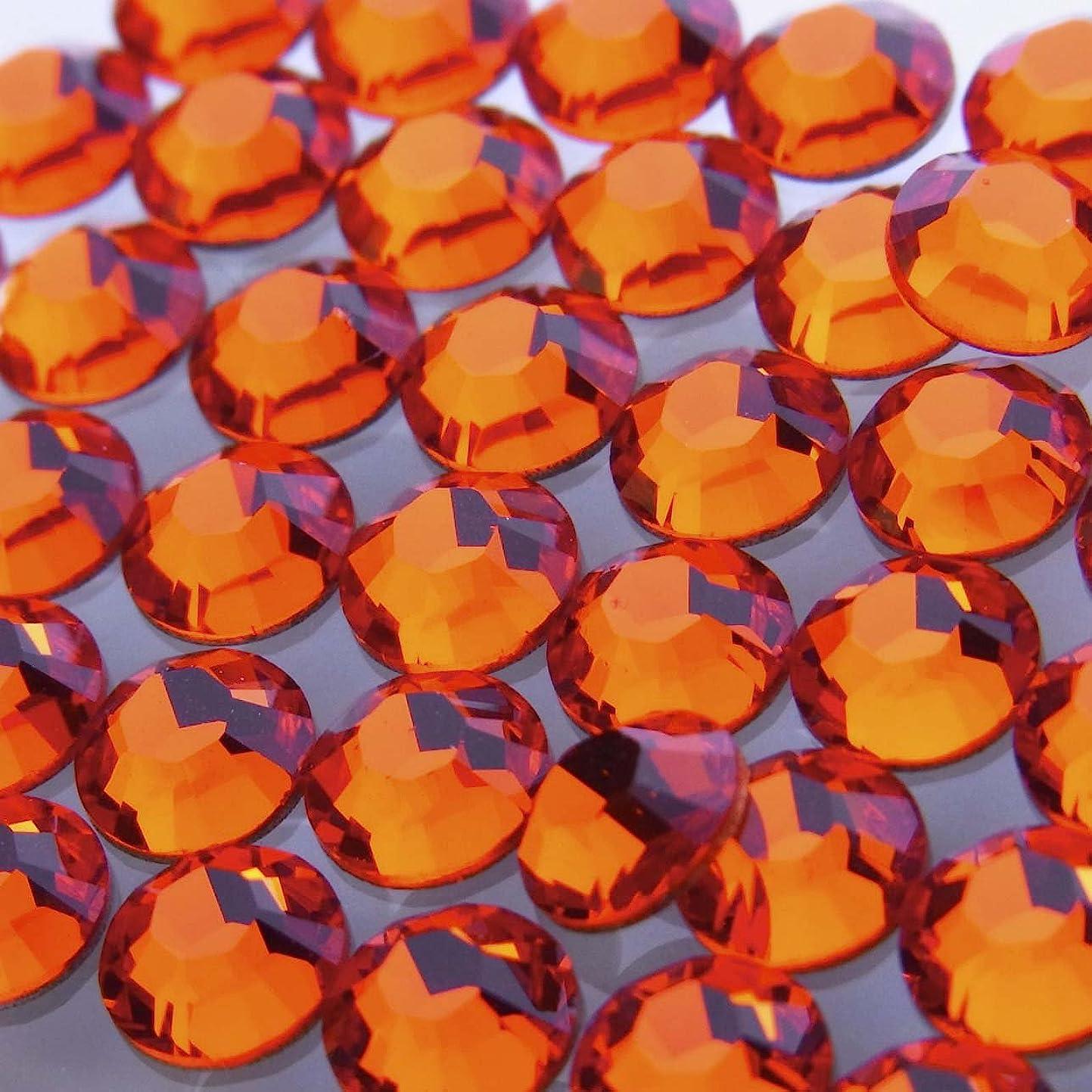 尾圧縮息を切らしてHotfixヒヤシンスss12(50粒入り)スワロフスキーラインストーンホットフィックス