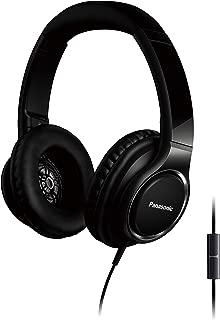Panasonic RP-HD6MGC-K Premium Sound Heaphones, Black