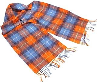 Merino Wool Scarf Limited Edition Plaids 12