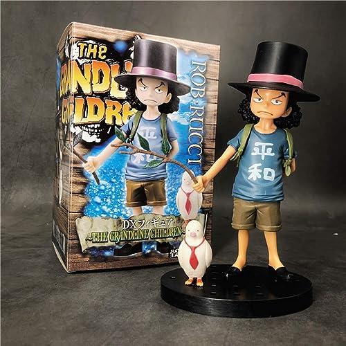 WXFO Jouet Statue Jouet Modèle voituretoon Personnage Cadeau Souvenir Anniversaire Cadeau 16CM Modèle Anime