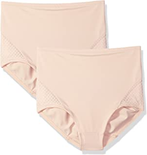Bali Women's Passion for Comfort 2-pk Firm Control Brief