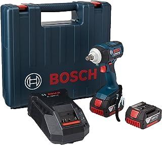Bosch 06019D81E0-000, Chave de Impacto a Bateria de 18V, Azul