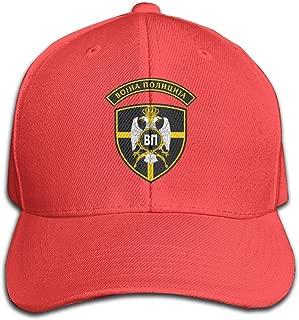 ByaoKL Emblem of Serbian Military Police Unisex Baseball Hat Trucker Cap Peaked Cap Baseball Caps Dad Hat