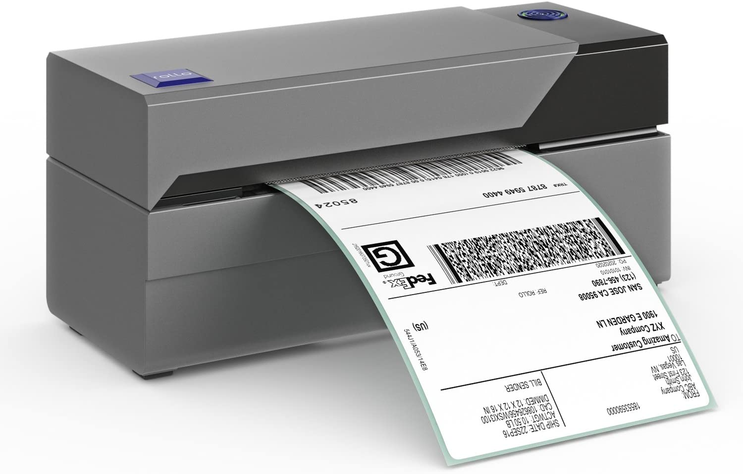 Amazon.com : ROLLO Label Printer - Commercial Grade Direct Thermal High Speed Printer Compatible with Etsy, eBay, Amazon - Barcode Printer - 4x6 Printer : Office Products