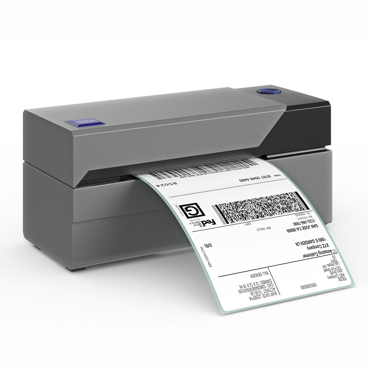 Amazon Com Rollo Label Printer Commercial Grade Direct Thermal High Speed Printer Compatible With Etsy Ebay Amazon Barcode Printer 4x6 Printer Electronics