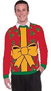 Adult All Wrapped Up Ugly Christmas Sweater