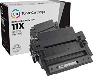 LD Compatible Replacement for HP 11X Q6511X High Yield Black Toner Cartridge For LaserJet 2420, 2430