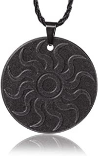 bioelectric shield pendant