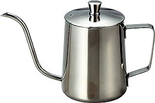 前畑 Brew Coffee(ブリューコーヒー) ドリップポット(シルバー) 51643 ギフトセット