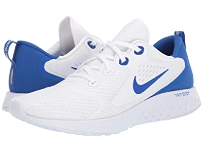 Nike Legend React (White/Game Royal) Men