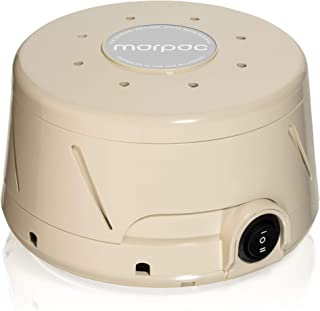 Marpac Dohm Classic (Tan) | The Original White Noise Machine | Soothing Natural Sound from a Real Fan | Noise Cancelling |...