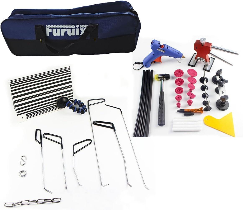 Furuix Auto Parts Repair Set Max 71% OFF Re Paintless Dent half Tools