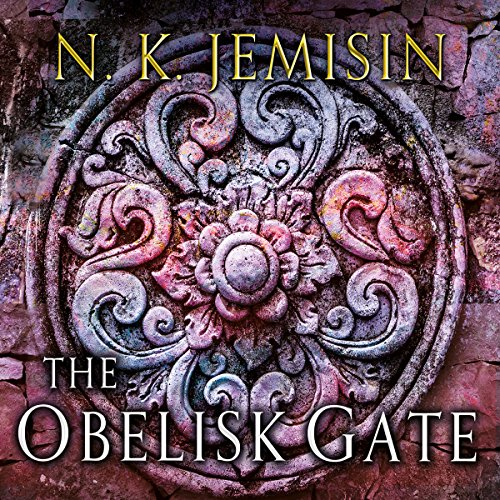 Couverture de The Obelisk Gate