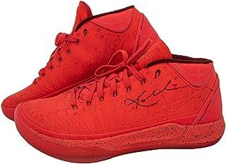 Kobe Bryant Signed Nike A.D. Kobe Habanero Shoes Sneakers With Beckett COA
