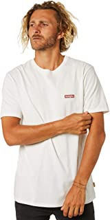 Insight Men's The Band Mens Tee Short Sleeve Cotton White