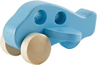 Hape Little Plane Kid's Wooden Toy Vehicle