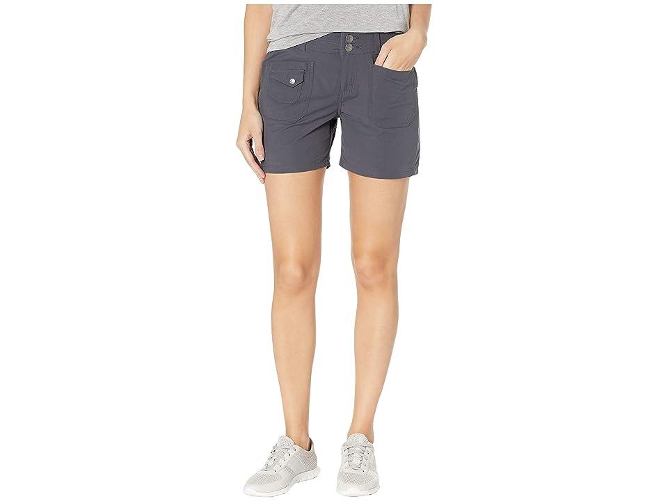 Marmot Delaney Shorts (Dark Steel) Women