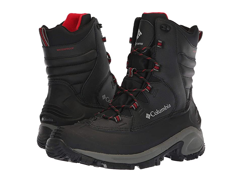 Columbia Bugaboot III Wide (Black/Bright Red) Men