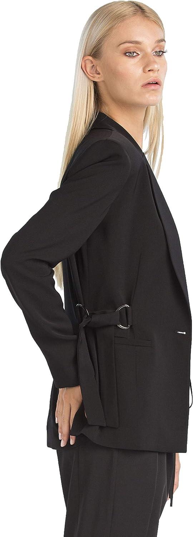 AG ARZU GURBUZ Paris Black Blazer for Women from French Designer Brand  Hand Made