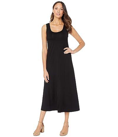 Karen Kane Tank Midi Dress (Black) Women