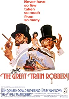 great train robbery 1979