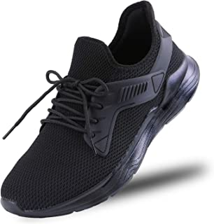 TFO Lightweight Running Shoes Men Cushioning Breathable Fashion Sneakers Non-Slip for Walking, Sports, Jogging