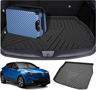 SHAOHAO Toyota C-HR Accessories 2018-2020 Toyota C-HR Cargo Liner Mat Compatible for Toyota C-HR Trunk Liner Mat Premium