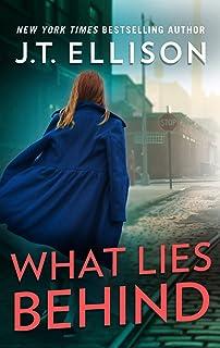 What Lies Behind (Dr. Samantha Owens Series Book 4)