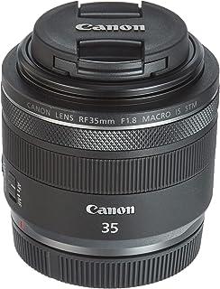 Canon RF 35 mm Lens, F1.8 IS STM macro voor EOS R, vaste brandpuntsafstand, filterdraad van 52 mm, beeldstabilisator, auto...